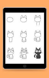 screenshot of Easy Drawing - 15 Day Learn to Draw Step by Step version 1.1.0