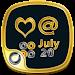 Download 3D Gold & Silver - Solo Theme v1.3.0 APK