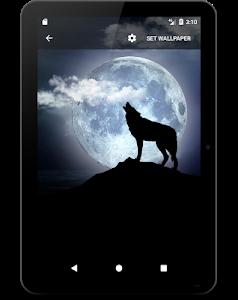screenshot of 3D Wallpaper Parallax 2018 version 4.5.0