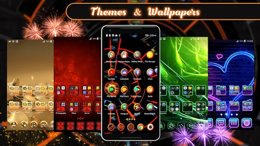 Download 3D 2018 Theme For Android 1.284.1.56 APK