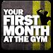 Download Beginner workout - Your First Mounth Gym Program 2.1 APK