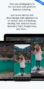 screenshot of Adobe Photoshop Lightroom CC version 4.1.1