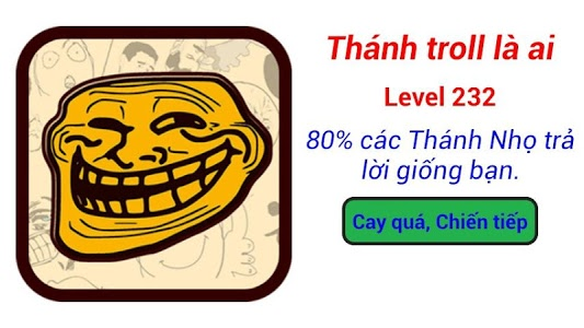 Download Ai Là Thánh Troll: Có hình 2.1 APK ...