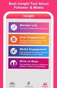 Download Analyzer for Instagram - Stalker, Follower Tracker 1.8 APK