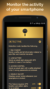 Download Anti-theft security and alarm system 2.6.2 APK