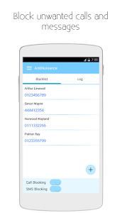 Download AntiNuisance - Call Blocker and SMS Blocker 1.99.5 APK