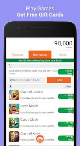 Download AppNana - Free Gift Cards 3.5.8 APK