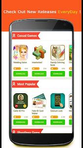 screenshot of Appvn͕͗ Pro version 1.0.0