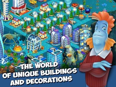 Download Aquapolis. Free city building! 1.43.1 APK