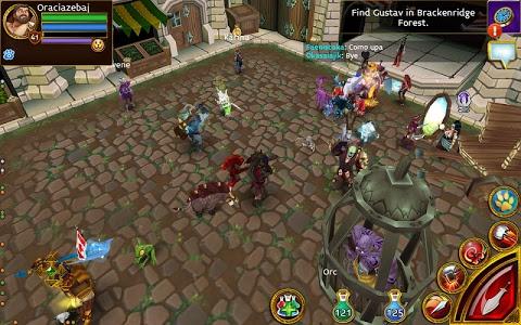 Download Arcane Legends MMO-Action RPG 1.9.0 APK