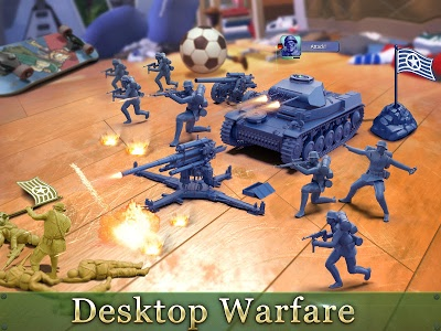screenshot of Army Men Strike version 2.52.2