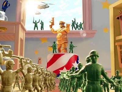 screenshot of Army Men Strike version 1.22.4