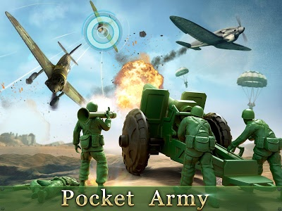 screenshot of Army Men Strike version 2.57.1