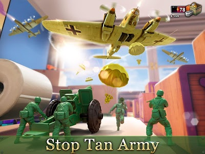 screenshot of Army Men Strike version 2.16.1