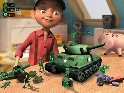 screenshot of Army Men Strike version 1.20.1