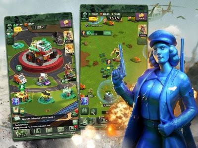 screenshot of Army Men Strike version 2.4.2