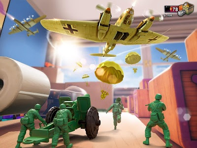 screenshot of Army Men Strike version 2.0.3