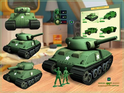 screenshot of Army Men Strike version 2.0.2