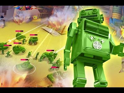 screenshot of Army Men Strike version 1.13.2