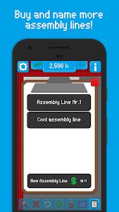 screenshot of Assembly Line version 1.4.2.3