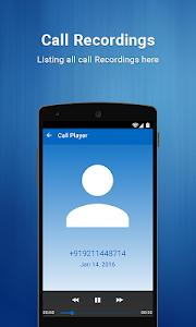 screenshot of Auto Call Recorder 2016 version 1.16