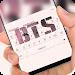 Download BTS White Keyboard 10001001 APK