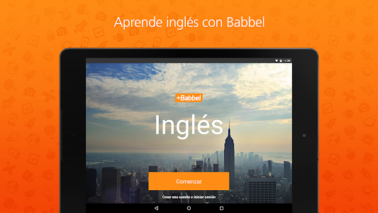 screenshot of Babbel – Learn English version Varies with device