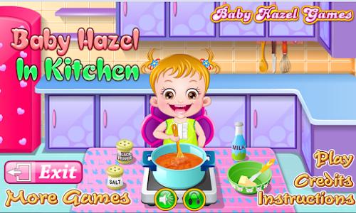 Download Baby Hazel Kitchen Time 15 APK
