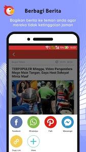 screenshot of Baca- Berita Terbaru, Informasi, Gosip dan Politik version 3.1.6.9