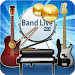 Download Band Live Rock (drum, bass, guitar, piano, mic) 3.0 APK
