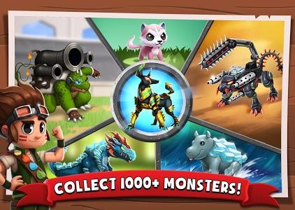 screenshot of Battle Camp - Monster Catching version 4.0.4
