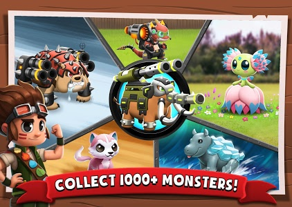 screenshot of Battle Camp - Monster Catching version 4.3.1