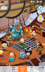 screenshot of Battle Camp - Evolve Monsters version 4.0.3