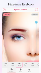 screenshot of Beauty Makeup – Photo Makeover version 1.3.2