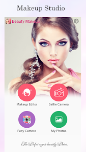 screenshot of Beauty Makeup – Photo Makeover version 1.3.0