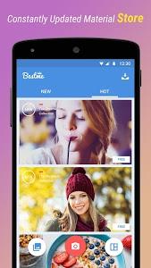 screenshot of BestMe Selfie Camera version 1.6.7