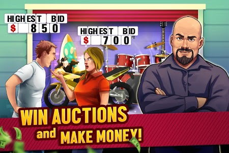 screenshot of Bid Wars - Storage Auctions and Pawn Shop Tycoon version 2.12.4