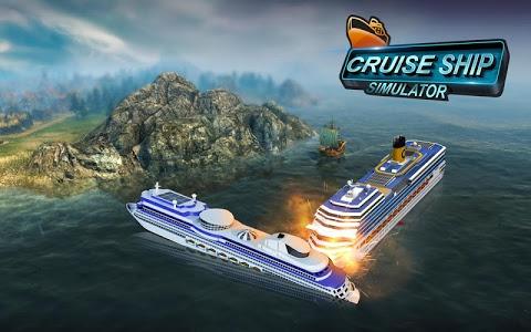 Download Big Cruise Ship Games Passenger Cargo Simulator 1.3 APK