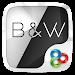Download Black & White Launcher Theme v1.0.62 APK
