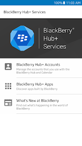 Download BlackBerry Hub+ Services 1.6.1.51155 APK