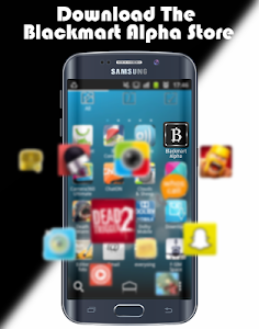 screenshot of Blackmart Tips Store version 1.0