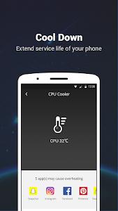 screenshot of Blade Clean - boost, clean & app lock version 2.0.4