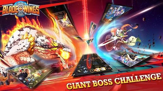 screenshot of Blade & Wings: Future Fantasy 3D Anime MMORPG Game version 1.8.9.1809101444.61
