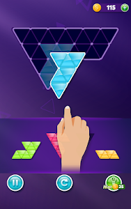 Download Block! Triangle puzzle: Tangram 1.1.9 APK