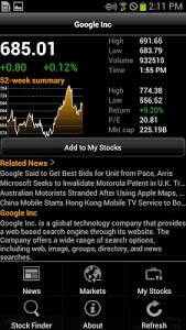 Download Bloomberg for Smartphone 1.2.4.100 APK