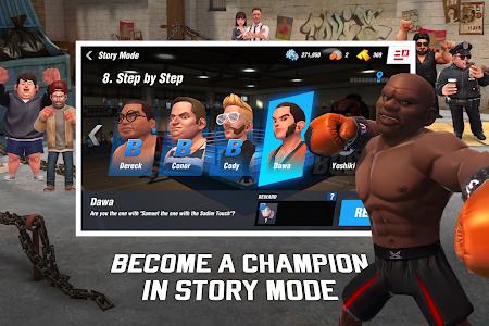 screenshot of Boxing Star version 1.4.5