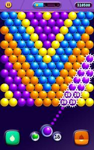 screenshot of Bubble Freedom version 2.9