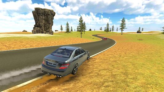 Download C63 AMG Drift Simulator 1.1 APK