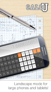 Download CALCU™ Stylish Calculator Free 3.6.1 APK