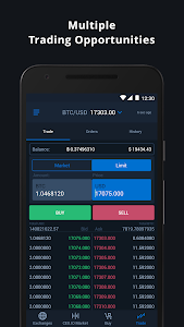 Download CEX.IO Bitcoin Exchange 4.8.6 APK
